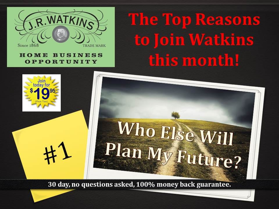 How to Become a Watkins Consultant