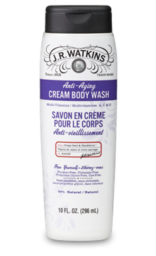 JR Watkins Anti-Aging Body Wash - Where to Buy