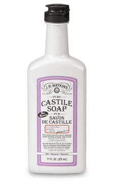 JR Watkins CASTILE LIQUID HAND SOAP - LAVENDER - Where to Buy