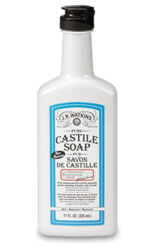 JR Watkins CASTILE LIQUID HAND SOAP - PEPPERMINT - Where to Buy