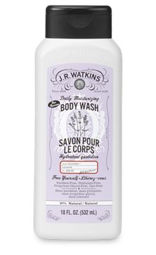 JR Watkins DAILY MOISTURIZING BODY WASH - LAVENDER - Where to Buy