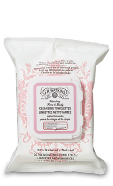 JR Watkins FACE & BODY CLEANSING TOWELETTES - GRAPEFRUIT-REFRESHING - Where to Buy