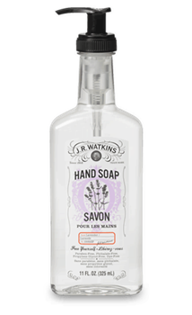 JR Watkins Lavender Liquid Hand Soap