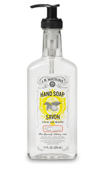 JR Watkins Lemon Liquid Hand Soap