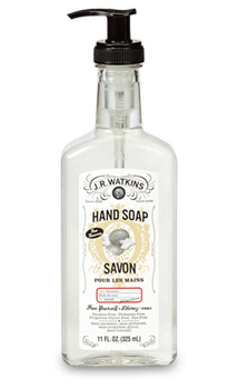 JR Watkins Liquid Hand Soap - Coconut