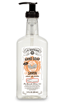 JR Watkins Melon Liquid Hand Soap