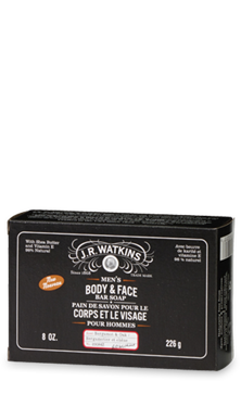 JR Watkins MEN'S BODY & FACE BAR SOAP - Where to Buy