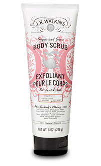 JR Watkins SUGAR AND SHEA BODY SCRUB - GRAPEFRUIT - Where to buy