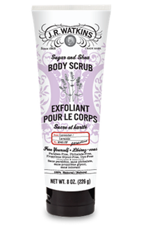 JR Watkins SUGAR AND SHEA BODY SCRUB - LAVENDER - Where to Buy