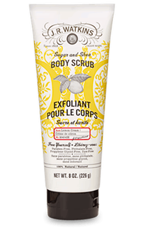 JR Watkins SUGAR AND SHEA BODY SCRUB - LEMON CREAM - Where to Buy