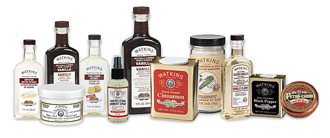 Where to Buy Watkins Products in PEI